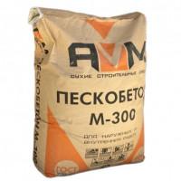 Пескобетон AVM М-300 (40 кг)