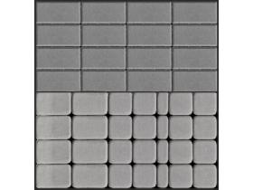Вибро-пресованная тротуарная плитка
