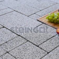 "Тротуарная плитка ""Steingot"" Бавария ""Bianco Nero"""