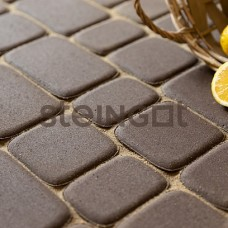 "Тротуарная плитка ""Steingot"" Классика Темно-коричневая"