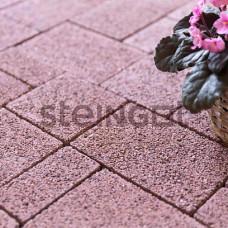 """Тротуарная плитка """"Steingot"""" Бавария """"Rosa Sardo"""""""