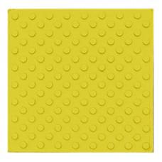 Тактильная Плитка конусные рифы 500х500х50