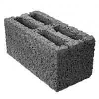 Стеновой 4-пустотный шлакоблок 390х190х190 мм