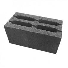 Блок 4-пустотный пескобетонный 390х190х190 мм