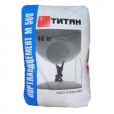Цемент M500 d0 ТИТАН
