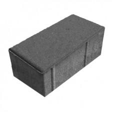 "Тротуарная плитка ""Брусчатка"" (Кирпичик) (2П6Ф) 200х100х60 мм"