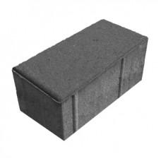 "Тротуарная плитка ""Брусчатка"" (Кирпичик) (2П7Ф) 200х100х70 мм"