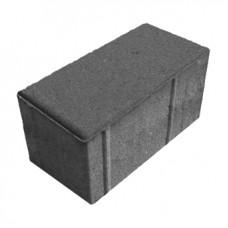 "Тротуарная плитка ""Брусчатка"" (Кирпичик) (2П8Ф) 200х100х80 мм"